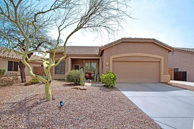 2413 N Malachite, Mesa, AZ 85207 (MLS #6060844) :: Riddle Realty Group - Keller Williams Arizona Realty