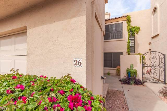 1920 E Maryland Avenue #26, Phoenix, AZ 85016 (MLS #6060845) :: Brett Tanner Home Selling Team