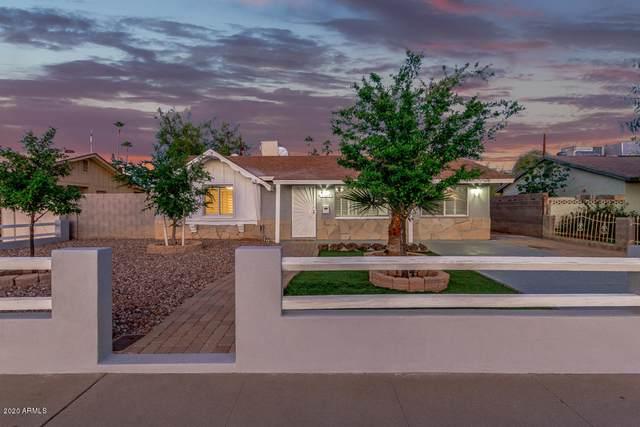 3027 N 35TH Drive N, Phoenix, AZ 85019 (MLS #6060876) :: The Laughton Team