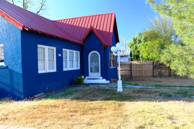 1260 S 5TH Avenue, Safford, AZ 85546 (MLS #6060908) :: Keller Williams Realty Phoenix