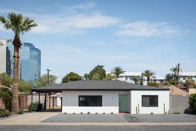 312 E Verde Lane, Phoenix, AZ 85012 (MLS #6060910) :: Brett Tanner Home Selling Team