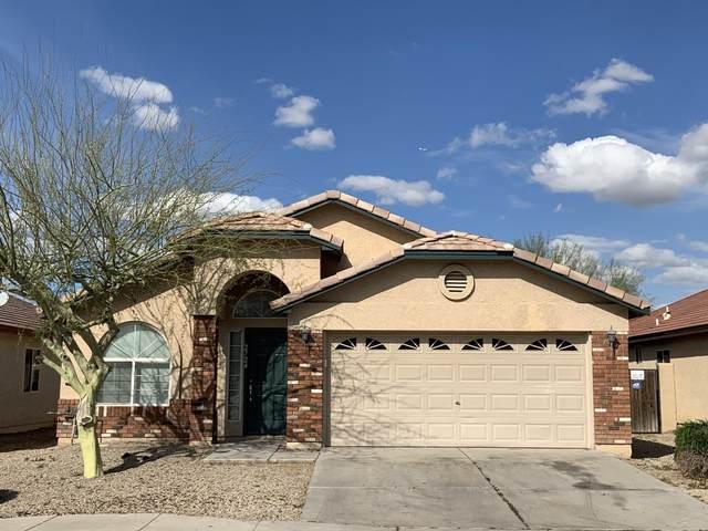 2724 W Wayland Drive, Phoenix, AZ 85041 (MLS #6060941) :: The AZ Performance PLUS+ Team