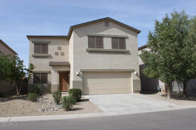 1916 E Renegade Trail, San Tan Valley, AZ 85143 (MLS #6060944) :: Brett Tanner Home Selling Team