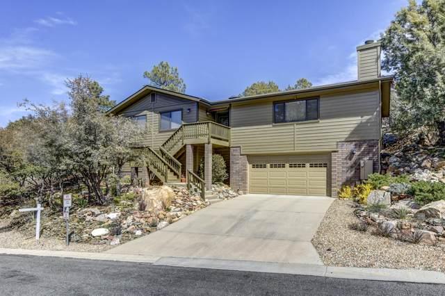 901 Sugarloaf Road, Prescott, AZ 86303 (MLS #6060982) :: Homehelper Consultants