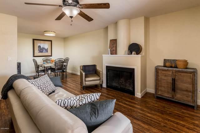 1340 N Recker Road #317, Mesa, AZ 85205 (MLS #6060999) :: The Laughton Team