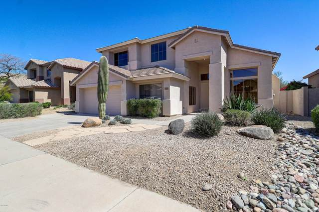 7749 E Buteo Drive, Scottsdale, AZ 85255 (MLS #6061005) :: Riddle Realty Group - Keller Williams Arizona Realty