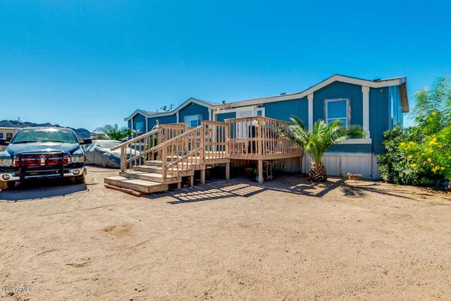 1196 S Ralston Road, Maricopa, AZ 85139 (MLS #6061010) :: Revelation Real Estate