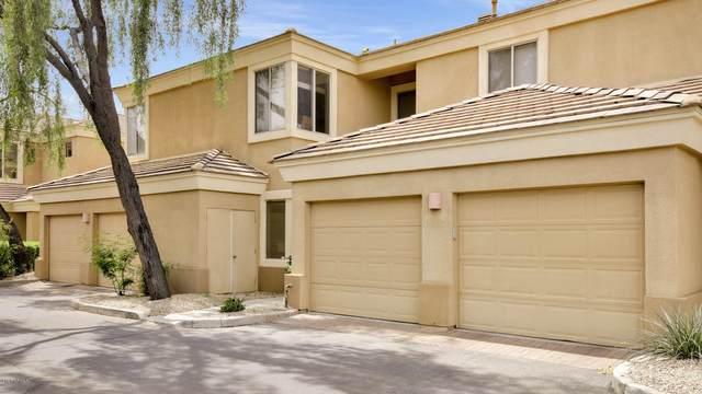7887 N 16TH Street #117, Phoenix, AZ 85020 (MLS #6061015) :: Riddle Realty Group - Keller Williams Arizona Realty