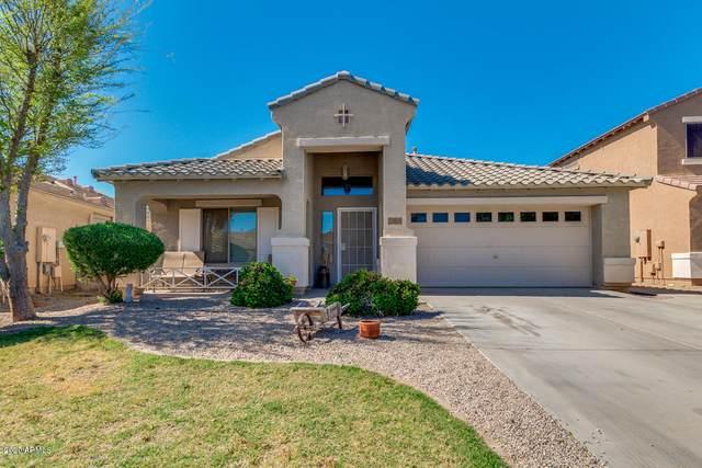 760 E Melanie Street, San Tan Valley, AZ 85140 (MLS #6061055) :: Scott Gaertner Group