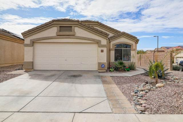 23281 W Cocopah Street, Buckeye, AZ 85326 (MLS #6061073) :: Brett Tanner Home Selling Team