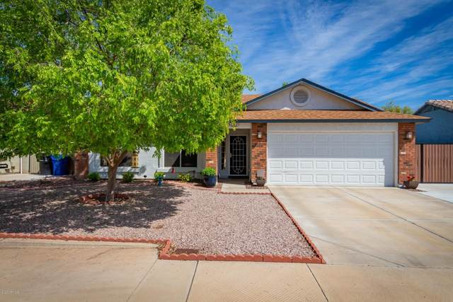 509 N St Claire, Mesa, AZ 85207 (MLS #6061090) :: Riddle Realty Group - Keller Williams Arizona Realty
