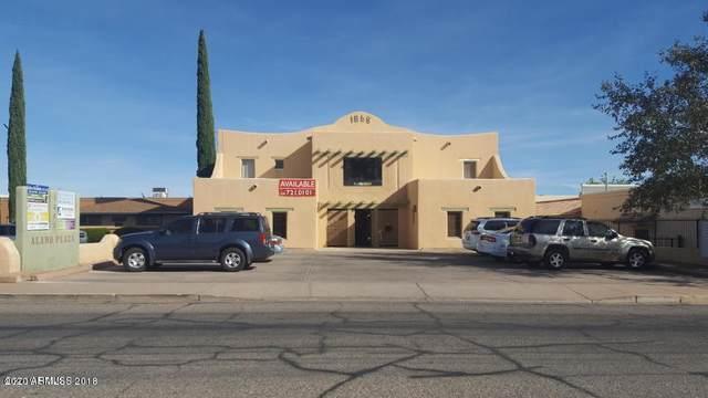1865 Paseo San Luis, Sierra Vista, AZ 85635 (MLS #6061094) :: Service First Realty