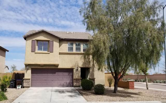 4650 W Juniper Avenue, Coolidge, AZ 85128 (MLS #6061101) :: Yost Realty Group at RE/MAX Casa Grande