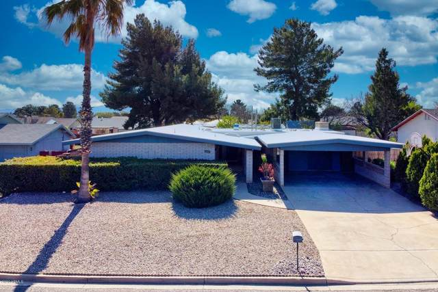 3208 Oakmont Drive, Sierra Vista, AZ 85650 (MLS #6061106) :: Service First Realty