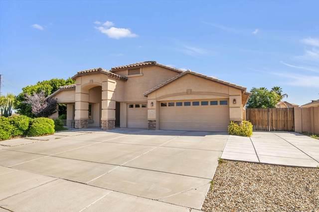 4385 S Ryan Court, Gilbert, AZ 85297 (MLS #6061112) :: Conway Real Estate