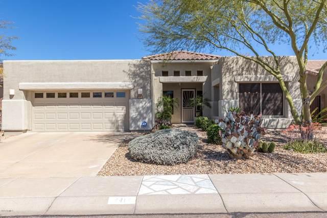 4414 E Lariat Lane, Phoenix, AZ 85050 (MLS #6061176) :: Brett Tanner Home Selling Team
