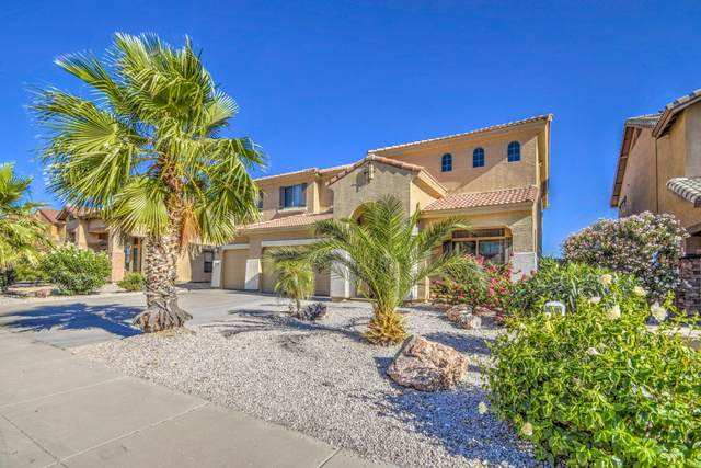 23601 W Adams Street, Buckeye, AZ 85396 (MLS #6061187) :: Riddle Realty Group - Keller Williams Arizona Realty