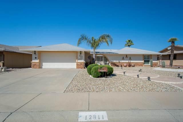 12811 W Castlebar Drive, Sun City West, AZ 85375 (MLS #6061219) :: Nate Martinez Team