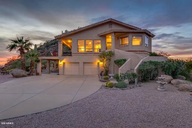 9233 E Omega Street, Mesa, AZ 85207 (MLS #6061221) :: The Laughton Team