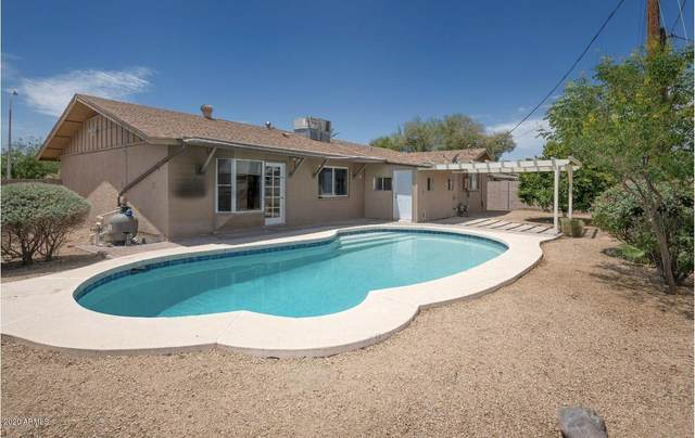 8538 E Chaparral Road, Scottsdale, AZ 85250 (MLS #6061222) :: Brett Tanner Home Selling Team