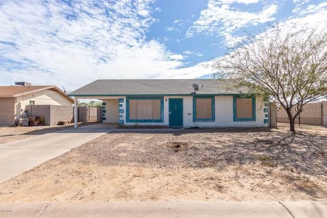 14457 S Avalon Road, Arizona City, AZ 85123 (MLS #6061238) :: Yost Realty Group at RE/MAX Casa Grande