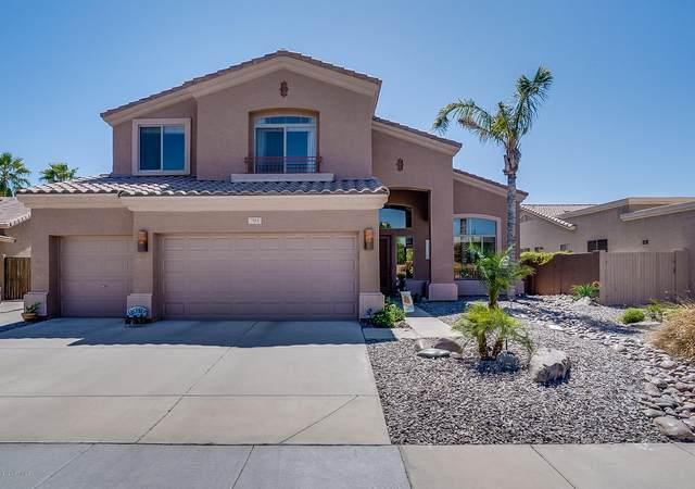 703 W Aloe Place, Chandler, AZ 85248 (MLS #6061246) :: Dave Fernandez Team | HomeSmart
