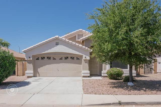 10032 N 94TH Lane, Peoria, AZ 85345 (MLS #6061250) :: Nate Martinez Team