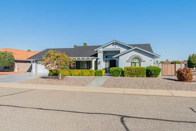 19626 N Stardust Boulevard, Sun City West, AZ 85375 (MLS #6061257) :: Nate Martinez Team