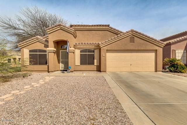 1728 E Cardinal Drive, Casa Grande, AZ 85122 (MLS #6061270) :: Brett Tanner Home Selling Team