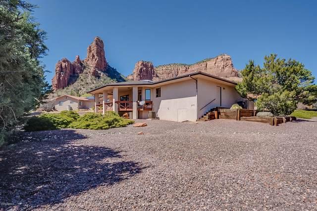 105 Sugarloaf Road, Sedona, AZ 86351 (MLS #6061281) :: Keller Williams Realty Phoenix