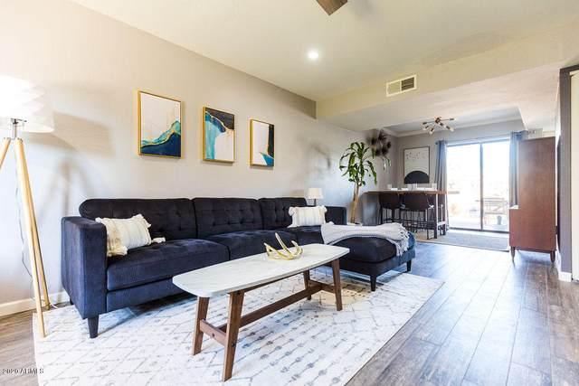 3434 N 11TH Street #5, Phoenix, AZ 85014 (MLS #6061283) :: Brett Tanner Home Selling Team