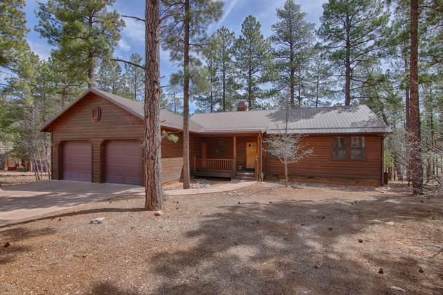1601 S Spruce Lane, Show Low, AZ 85901 (MLS #6061299) :: Homehelper Consultants