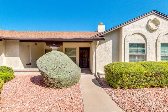 8140 N 107TH Avenue #94, Peoria, AZ 85345 (MLS #6061305) :: Conway Real Estate