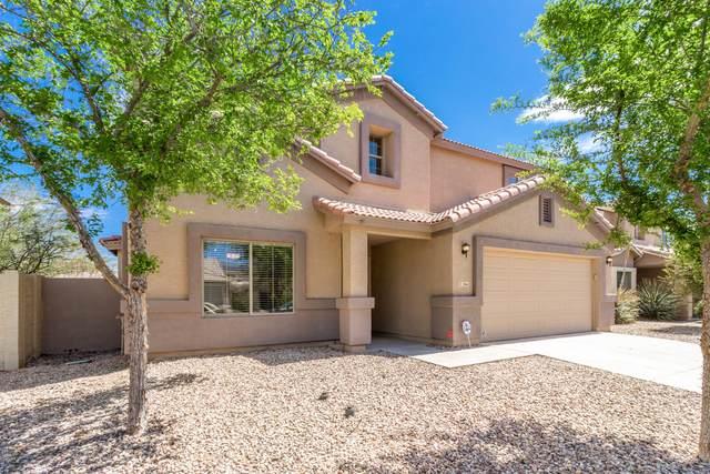 1866 N Desert Willow Street, Casa Grande, AZ 85122 (MLS #6061342) :: Brett Tanner Home Selling Team