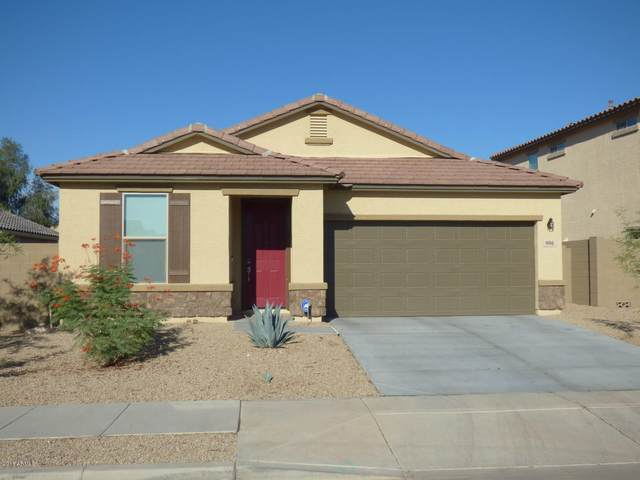 996 N 168TH Drive, Goodyear, AZ 85338 (MLS #6061383) :: The Garcia Group