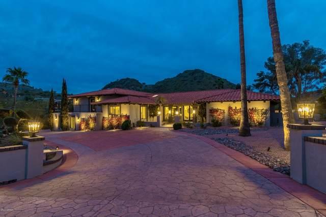 7242 N Black Rock Trail, Paradise Valley, AZ 85253 (MLS #6061392) :: Lux Home Group at  Keller Williams Realty Phoenix