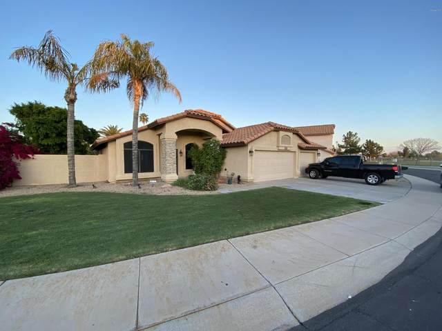 7326 W Julie Drive, Glendale, AZ 85308 (MLS #6061403) :: Nate Martinez Team