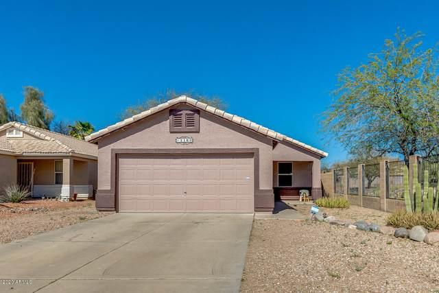 2160 W 20TH Avenue, Apache Junction, AZ 85120 (MLS #6061412) :: Revelation Real Estate