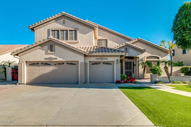 8022 W Foothill Drive, Peoria, AZ 85383 (MLS #6061415) :: Riddle Realty Group - Keller Williams Arizona Realty