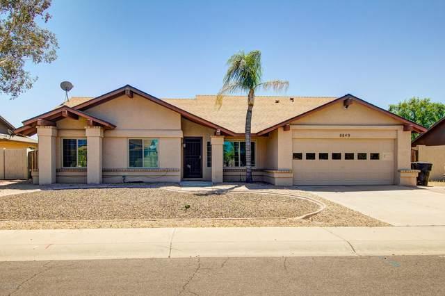8849 E Gray Road, Scottsdale, AZ 85260 (MLS #6061417) :: Conway Real Estate