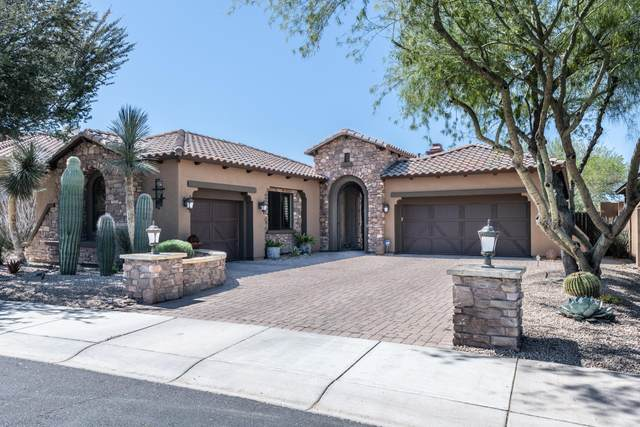 17478 N 100TH Way, Scottsdale, AZ 85255 (MLS #6061418) :: Nate Martinez Team