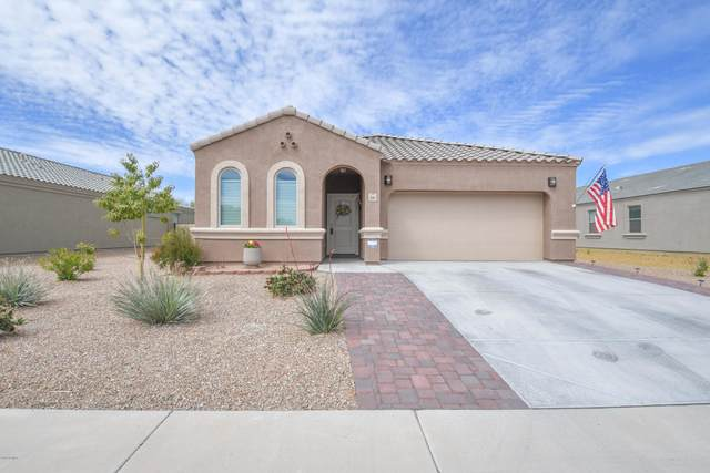 2147 N St Bonita Lane, Casa Grande, AZ 85122 (MLS #6061421) :: Lux Home Group at  Keller Williams Realty Phoenix
