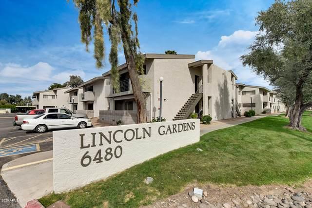 6480 N 82ND Street #2221, Scottsdale, AZ 85250 (MLS #6061445) :: Nate Martinez Team
