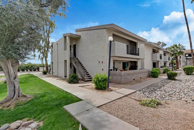 6480 N 82ND Street #2222, Scottsdale, AZ 85250 (MLS #6061447) :: Nate Martinez Team