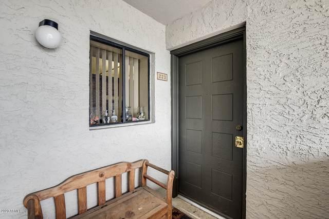 6480 N 82ND Street #2223, Scottsdale, AZ 85250 (MLS #6061449) :: Russ Lyon Sotheby's International Realty