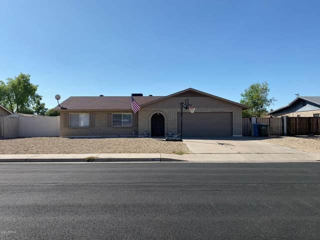 4825 W Aire Libre Avenue, Glendale, AZ 85306 (MLS #6061459) :: Howe Realty
