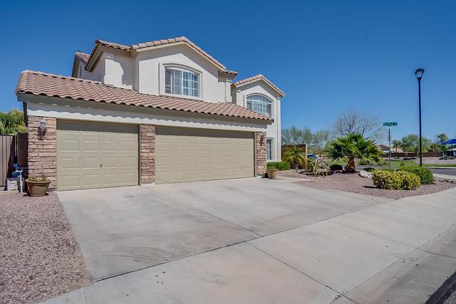 31657 N Blackfoot Drive, Queen Creek, AZ 85143 (MLS #6061467) :: Kepple Real Estate Group