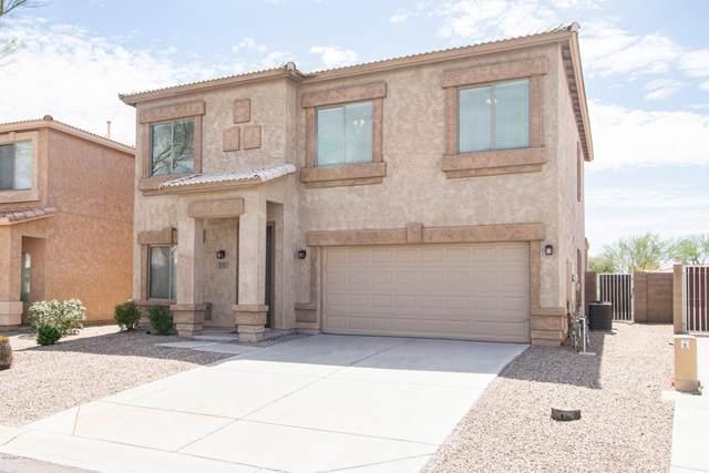 217 E Dry Creek Road, San Tan Valley, AZ 85143 (MLS #6061468) :: Yost Realty Group at RE/MAX Casa Grande