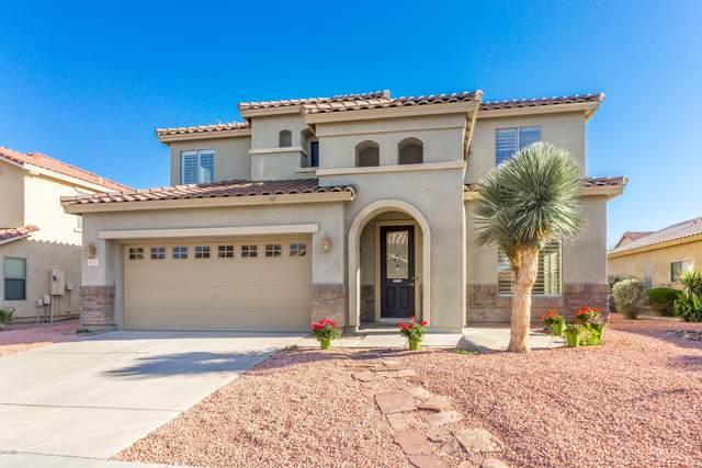 633 W Judi Street, Casa Grande, AZ 85122 (MLS #6061469) :: Brett Tanner Home Selling Team