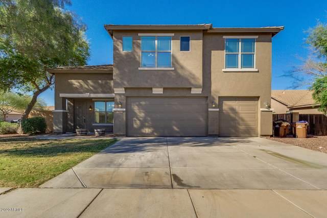 3016 W Goldmine Mountain Drive, Queen Creek, AZ 85142 (MLS #6061471) :: The Kenny Klaus Team